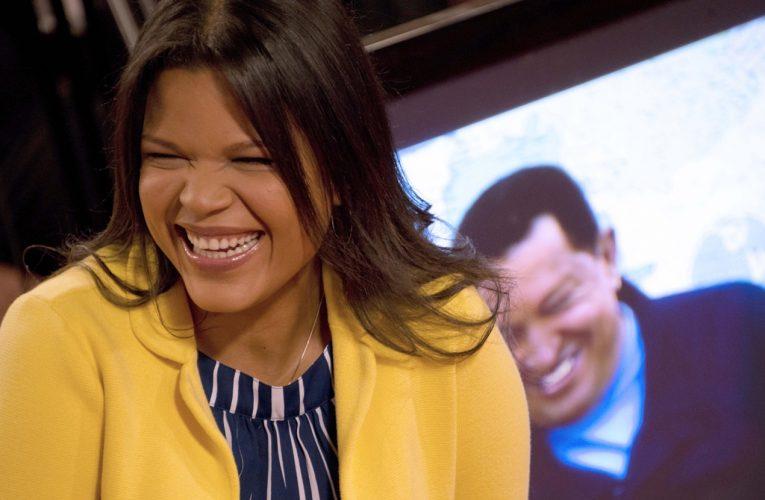 Venezuelan blocks petition to deport Hugo Chavez' daughter after it goes viral