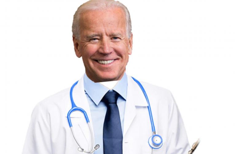 Dr. Joe: Biden Promises To Return Obamacare Mandate If Elected President