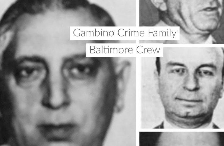 How The Baltimore Mafia Flourished Under Nancy Pelosi's Father