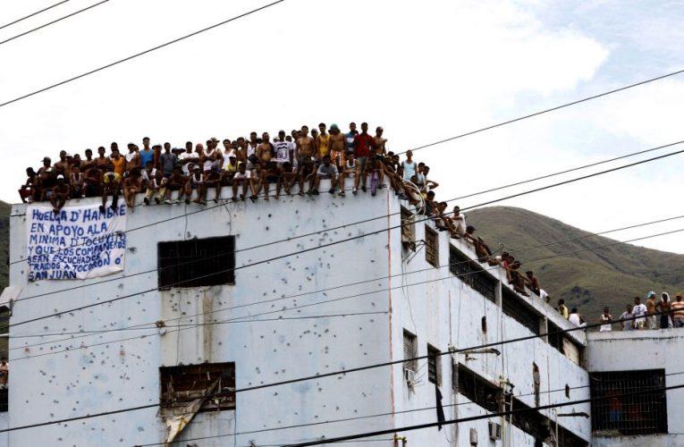 Life inside Venezuela's Tocoron Prison, where inmates control everything