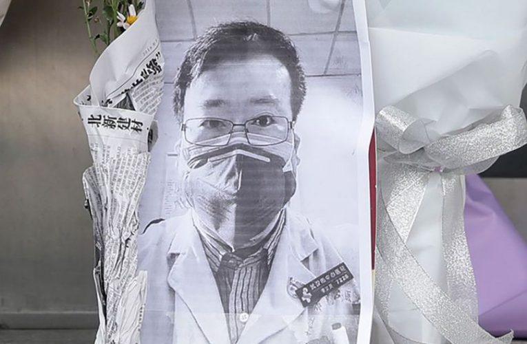 Death of the first whistleblower of the CoronaVirus