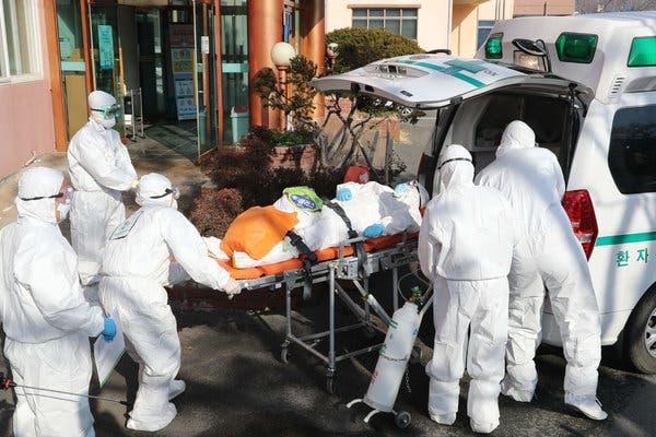 BREAKING: Coronavirus Infected SPIKE In South Korea To Over 2000 Sick