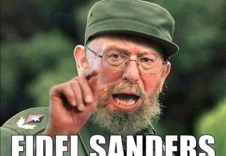 Bernie Sanders Endorses Dead Dictator Fidel Castro