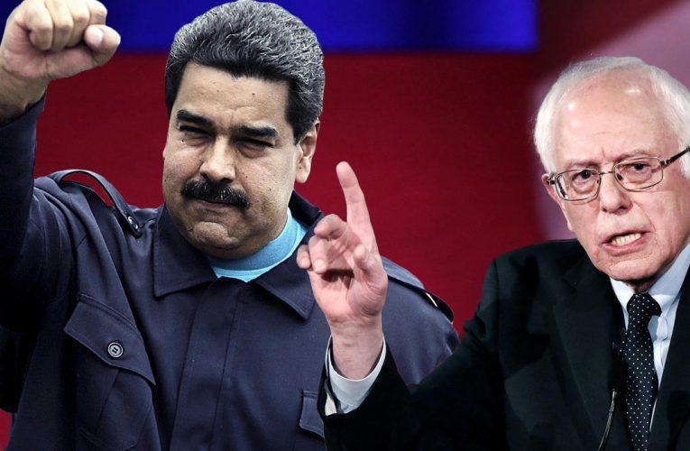 Venezuela's Maduro Endorses Bernie Sanders