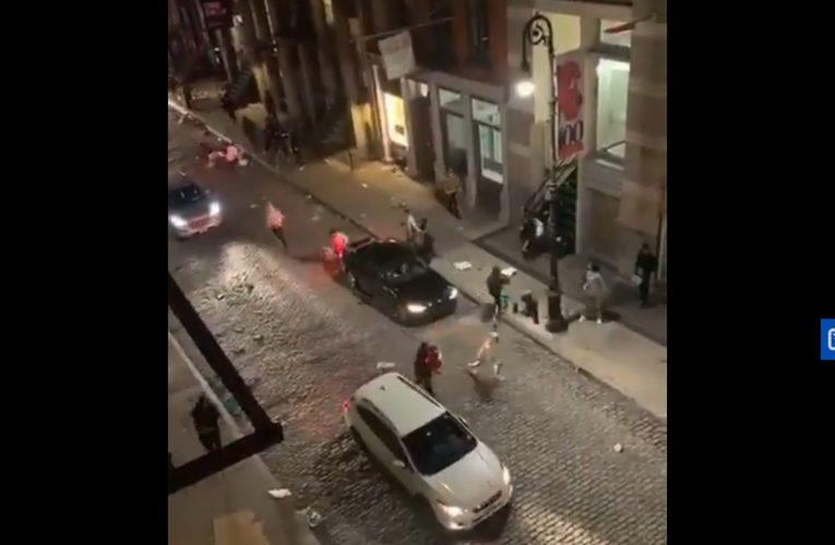 Shocking Video Shows Manhattan Sacked, Scenes Reminiscent Of 3rd World Warzone
