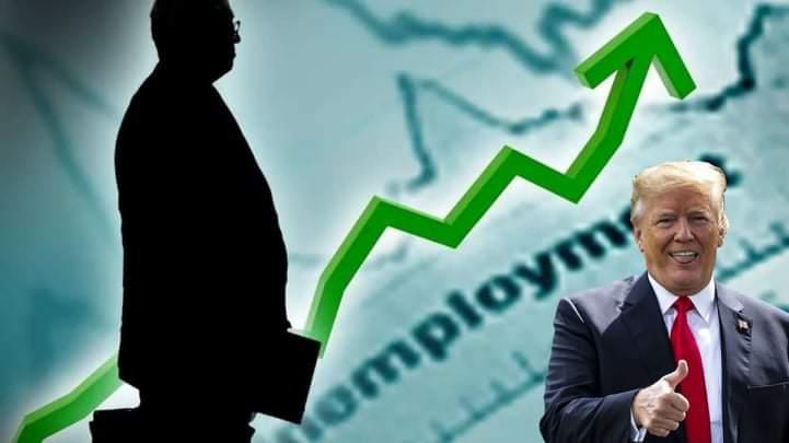 BREAKING: 2.5 Million Jobs created in May as Americans Resist Liberal Plandemic