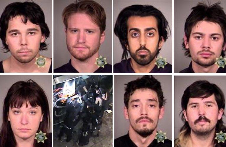 Feds Arrest 7 Members Of Portland Antifa Terror Cell As Trump Fulfills Promise