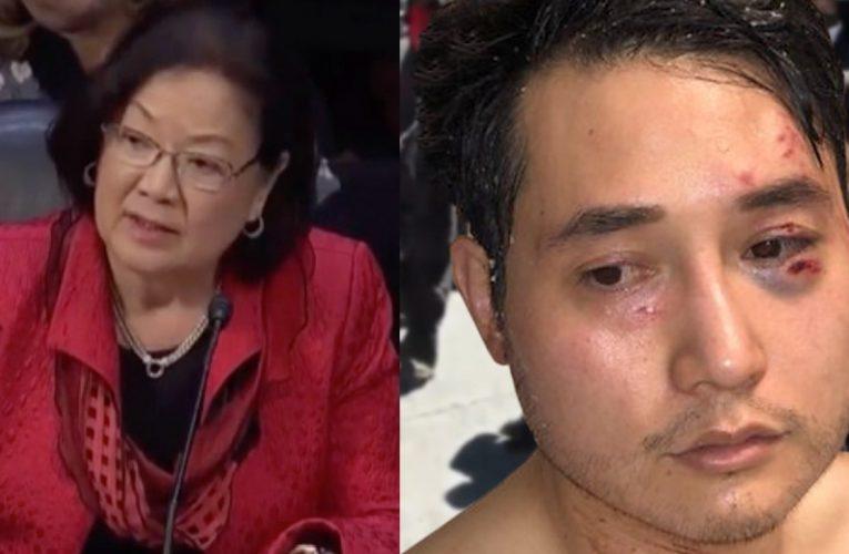 Liberal Senator Tells Victim Of Antifa Murder Attempt That Antifa Isn't Violence