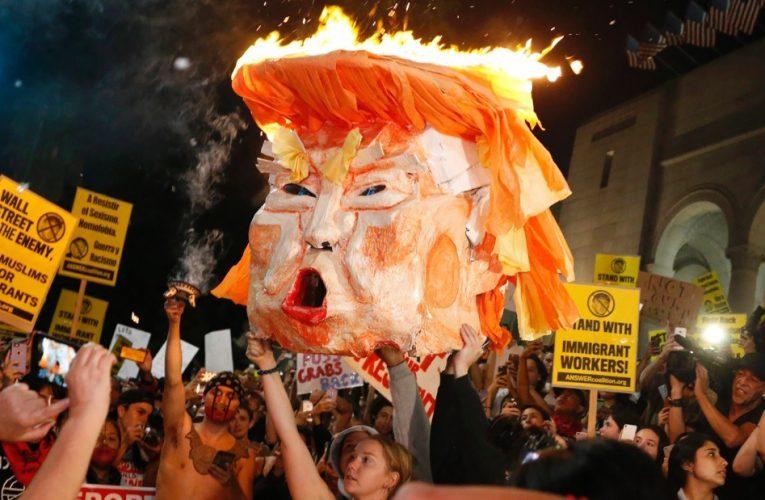 Antifa Calls For Nightly Riots Until Trump Concedes