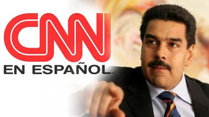 Venezuela Bans CNN After Growing Tired Of Fake News