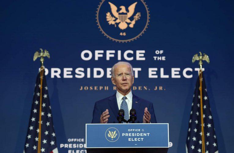 Biden Plans Immediate 4-8 Week Federal Lockdown After Taking Office