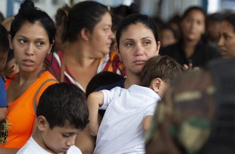 Venezuelan migrant women victims of border abuses